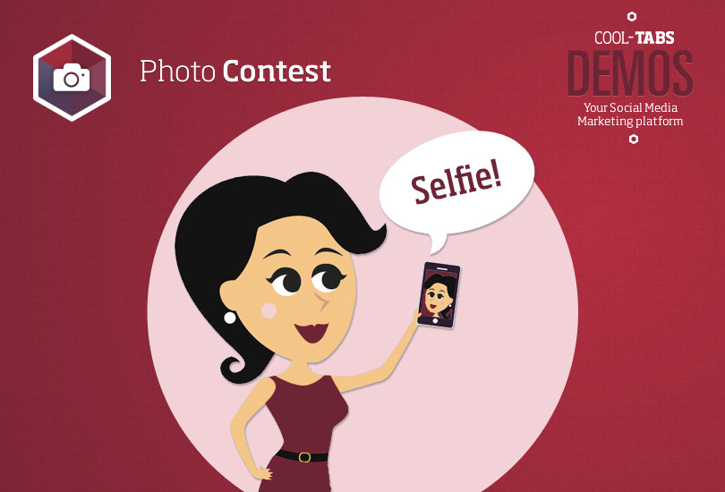 New fan page photo contest